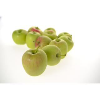 Äpfel Delbar  Estival, mit wenig Säure,