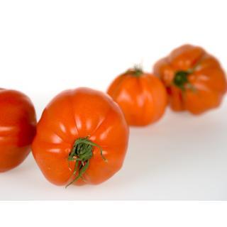 Tomate-Ochsenherzen, alte Fleischtomatensorte, sehr aromatisch