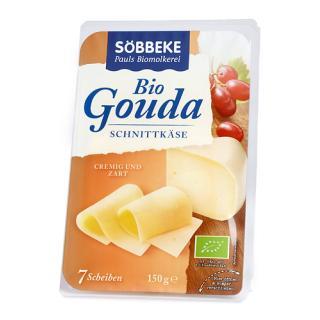 Gouda Scheiben 48% N 150g