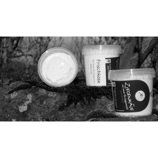 Ziegenfrischkäse natur N 48%, 150g