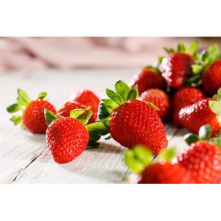 Erdbeeren  klein & süss 1,5kg Körbchen