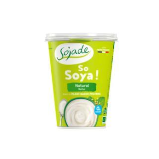 Sojade Sojajoghurt natur 400g
