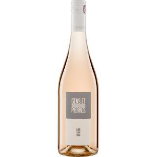 ''Gens et Pierres'' Rosé 0,75l