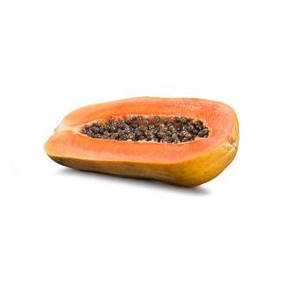 Papaya aus Spanien, ca. 400g /Stück
