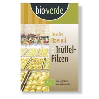 Ravioli mit Trüffelpilzen 250g