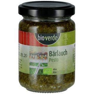 Bärlauch Pesto vegan 125ml