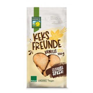 -GV- KeksFreunde Vanille,  6x250 g