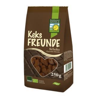 -GV- KeksFreunde Schoko, 6x250g