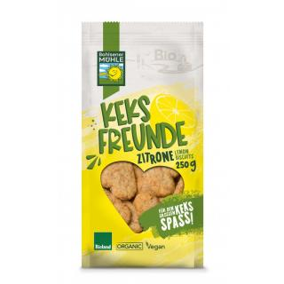 -GV- KeksFreunde Zitrone,  6x250 g
