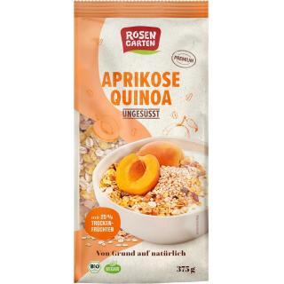 Aprikose Quinoa Müsli ungesüßt, 375g