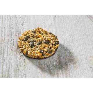 Saaten-Knacker mit Schoko 50g