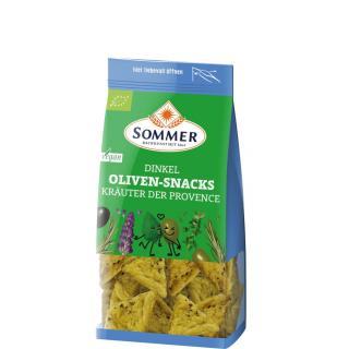 Dinkel-Snack-Olive 150g