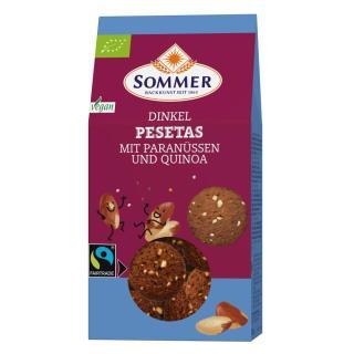 Pesetas Kekse (Fairtrade) 150g