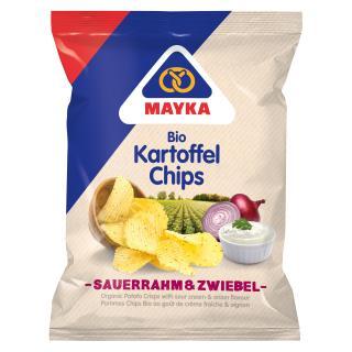 Chips Sauerrahm Zwiebel 70 g