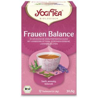 Yogi Tee Frauen Balance Tee TB, 30,6g