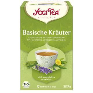 Yogi Tee Basische Kräuter TB, 35,7g