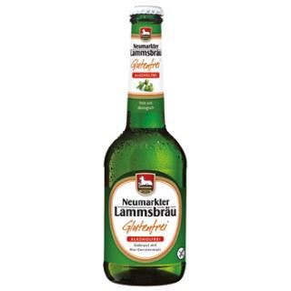 10x0,33l Lammsbräu alkoholfrei & glutenfrei