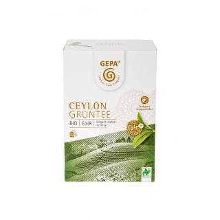 Grüntee Ceylon 20 TB,40g