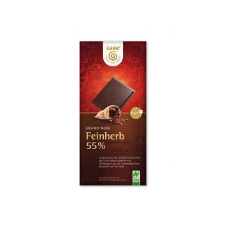 Zartbitterschokolade Feinherb 100g