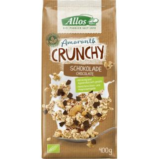 Crunchy Schoko-Amaranth 400g