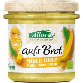 Aufs Brot Mango Curry 140g