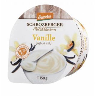 DEM Fruchtjoghurt Vanille 150g