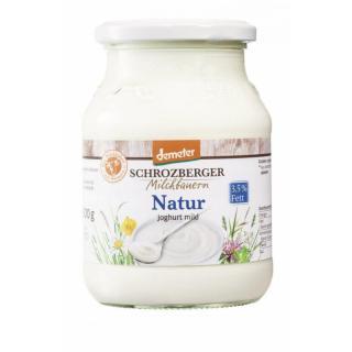 DEM Joghurt natur 3,5% 500g