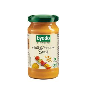 Grill & Fondue Senf 200ml