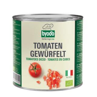 *GV* Tomaten gewürfelt 2,55kg
