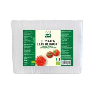 *GV*  Tomaten fein gehackt 10kg
