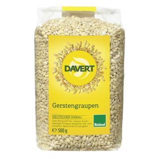 -GV- Gerstengraupen, 8x500g