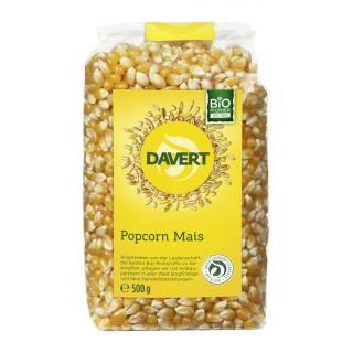 Popcorn Mais, Davert,  500g