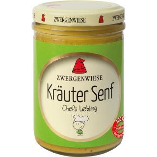 Kräuter Senf  160 ml