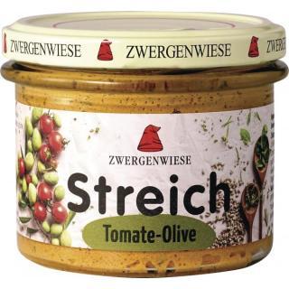 Streich Tomate-Olive,  180 g