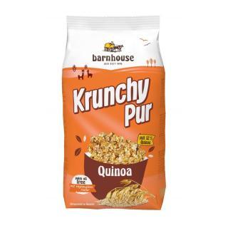 -GV-  6x750g    Krunchy Pur Quinoa