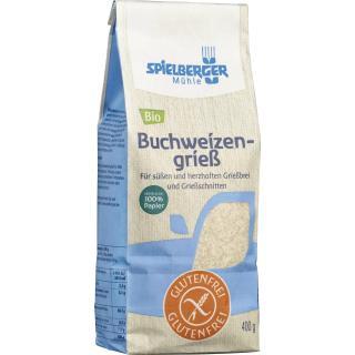 -GV- Buchweizengrieß, glutenfrei, 4x400g