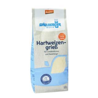 -GV- Hartweizengrieß, 4x500g