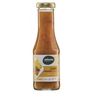 Curry-Ananas Sauce 250ml