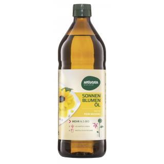 Sonnenblumenöl nativ 0,75l