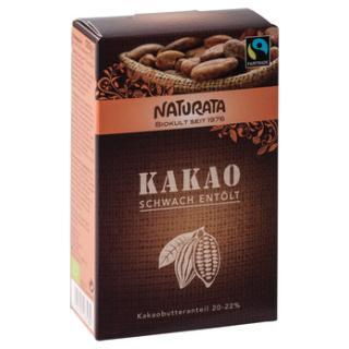 Kakao, stark entölt 125g