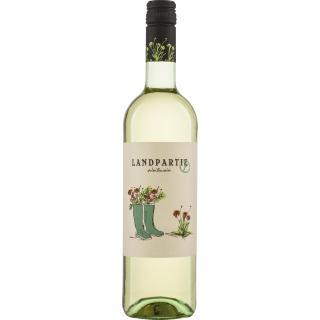 LANDPARTY Weißwein 2018 0,75l