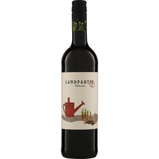 LANDPARTY Rotwein 2017 0,75l