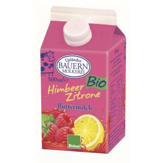 10x0,5l Fruchtbuttermilch Himb