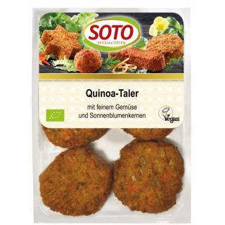 Quinoa-Taler 195g
