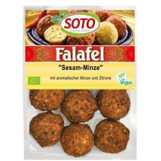 Falafel Sesam-Minze vegan 9St./220g