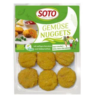 Gemüse-Nuggets  12x12,5g