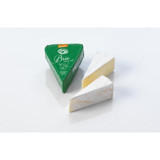 Demeter-Brie-Ecke 125g N 50%