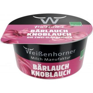 Bärlauch-Knoblauch-Creme N 45% 150g