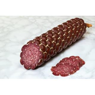 Lammsalami Stange mit Rind ca. 1,2kg
