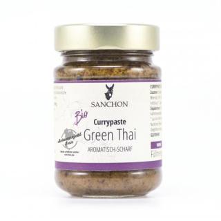 Thai Curry Paste grün 190g